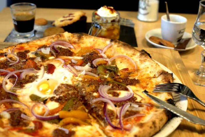 Pizzeria Meylan La Casetta BOLOGNAISE