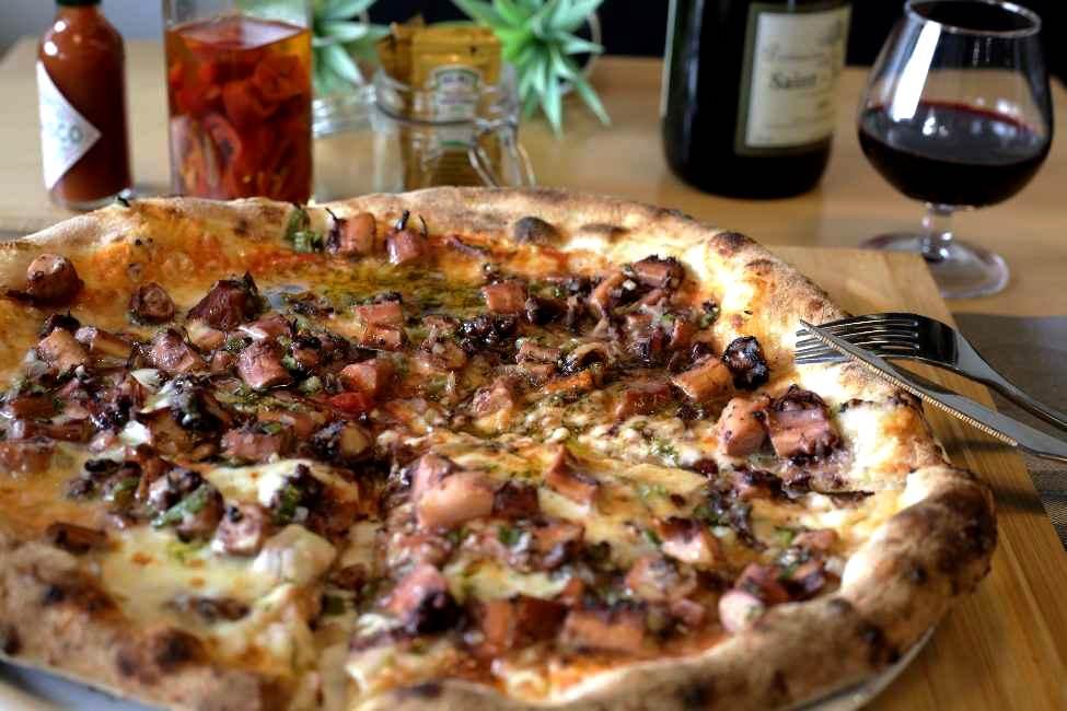 Pizzeria Meylan La Casetta POULPE