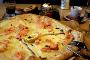 Pizzeria Meylan La Casetta SAUMON