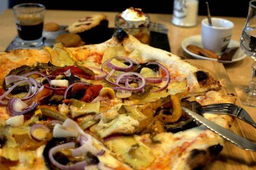 Pizzeria Meylan La Casetta VÉGÉTARIENNE