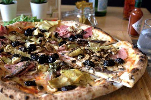 Pizza à emporter Meylan CAPRICIEUSE