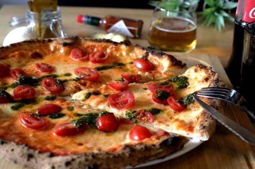 Pizza à emporter Meylan PESTO